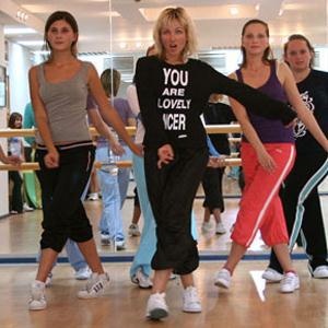 Школы танцев Белой