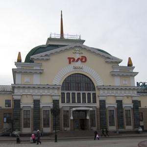 Железнодорожные вокзалы Белой